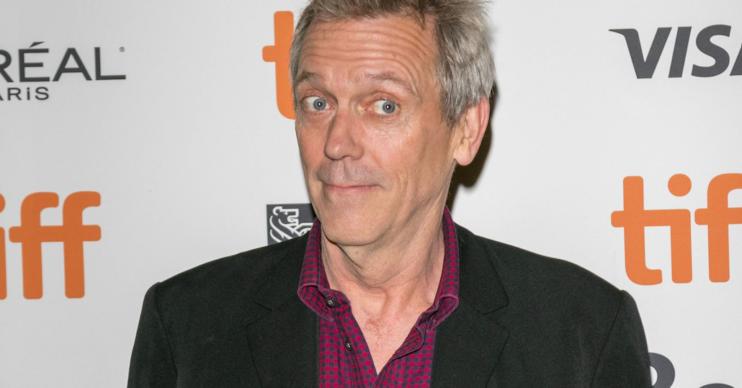 Hugh Laurie Splash