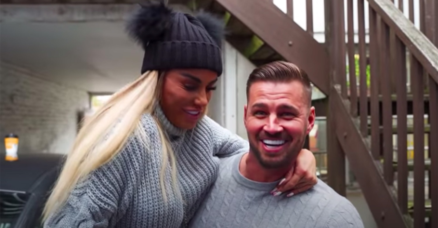 katie price carl woods in love