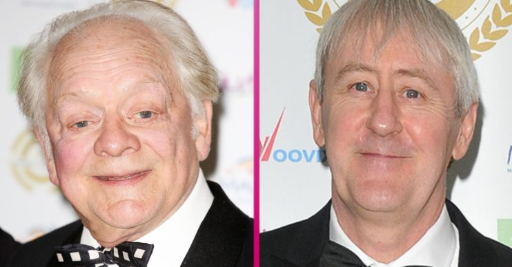 david jason nicholas lyndhurst