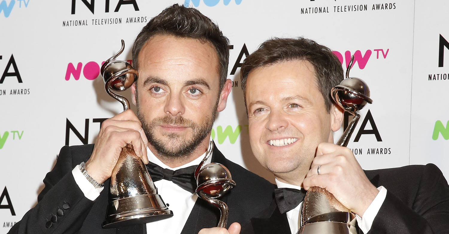 ant and dec awards