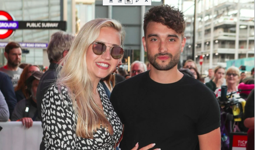 tom parker wife brain tumour