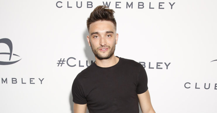 tom parker the wanted