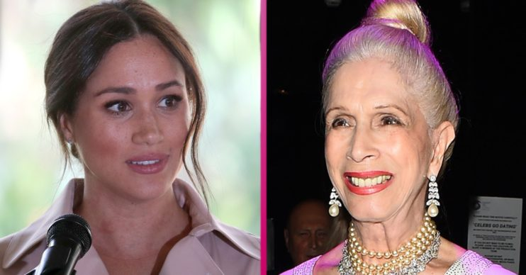 meghan markle lady colin campbell
