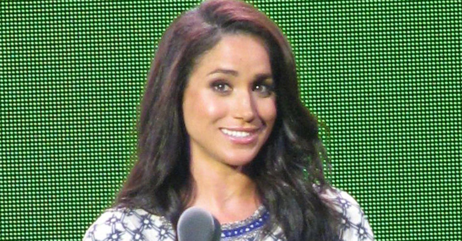 meghan markle speaking event