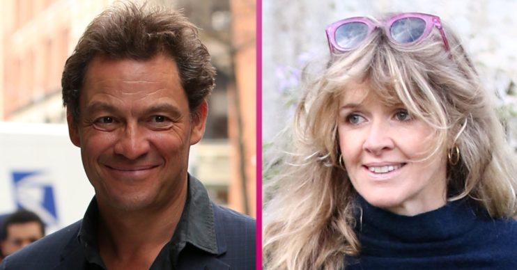 Dominic West Catherine Fitzgerald