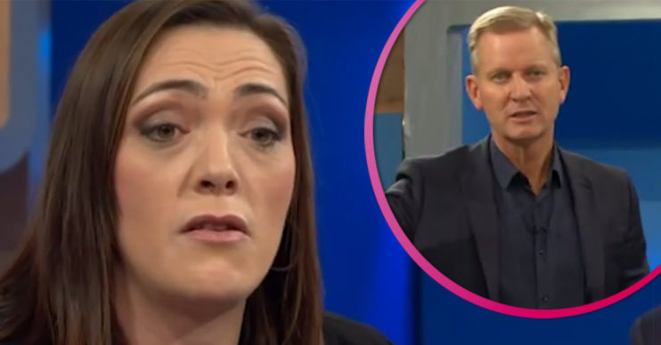 Jeremy Kyle Show Kristie Bishop