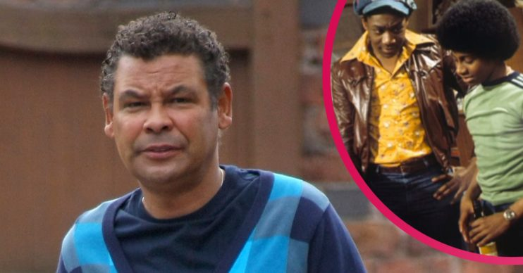 Craig Charles Funny Black and on TV ITV