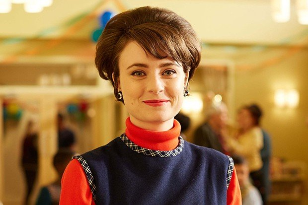 Jennifer Kirby as Nurse Valerie in Call the Midwife on BBC One