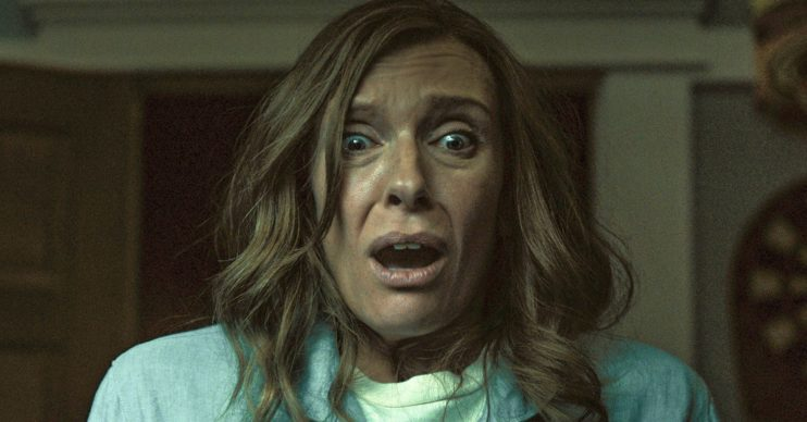 Hereditary stars Toni Collette