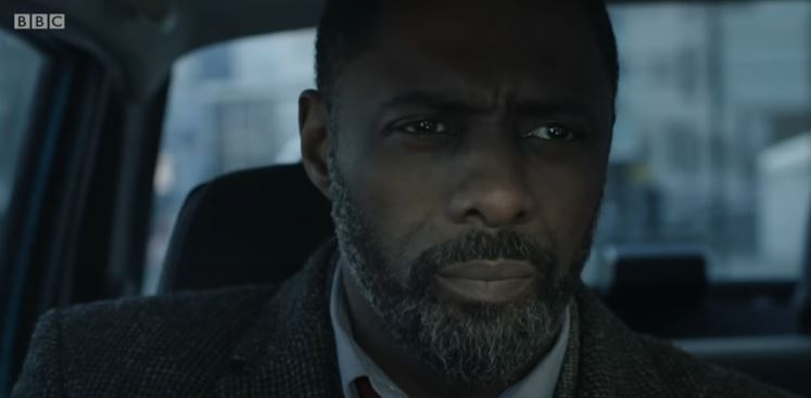 Luther film Neil Cross
