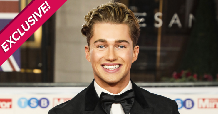 Strictly AJ Pritchard