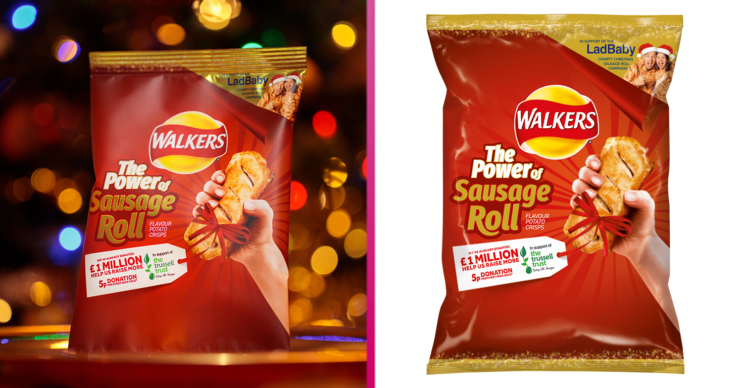 sausage roll walkers