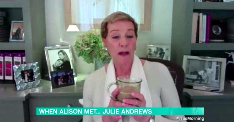 julie andrews alison hammond