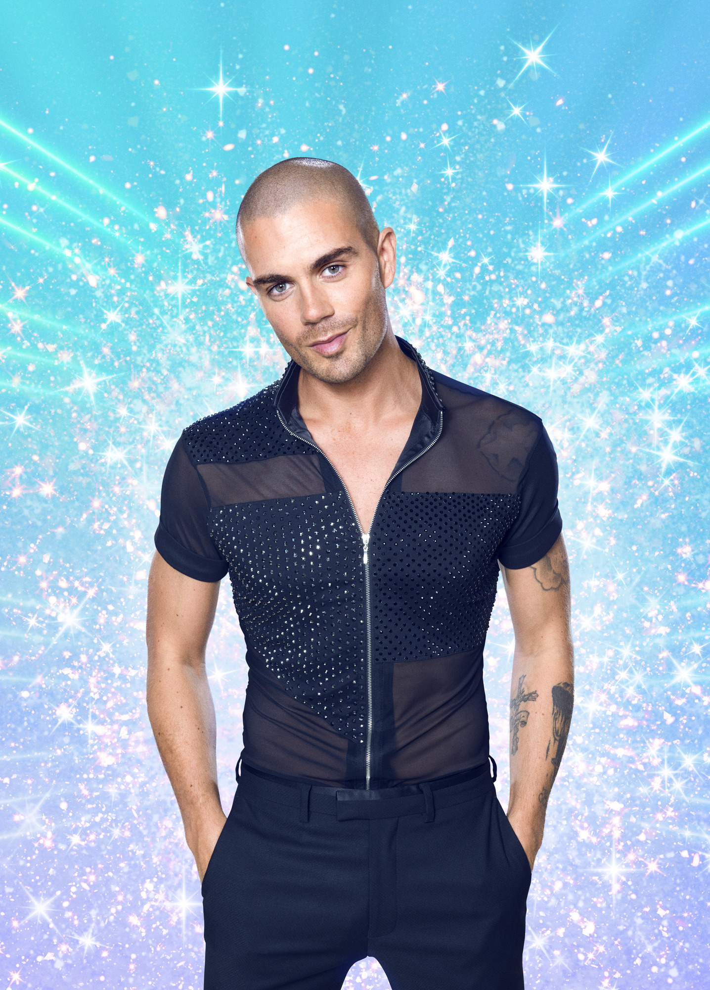 Max George strictly