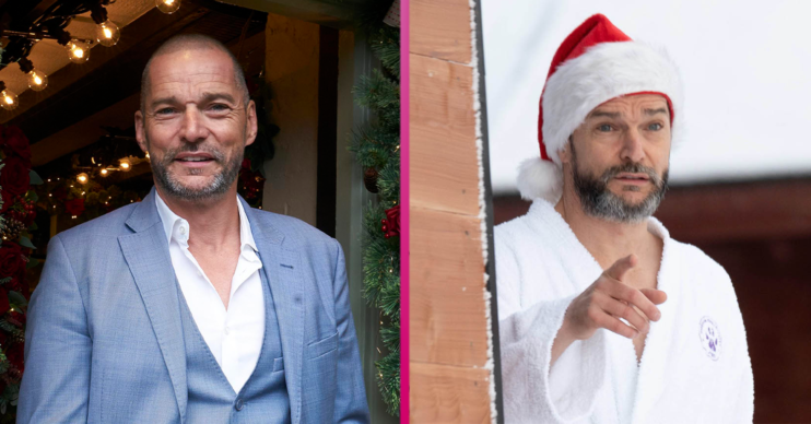 Is Fred Sirieix married?