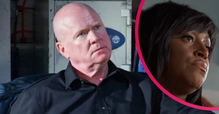 Phil Mitchell Raymond Ellie