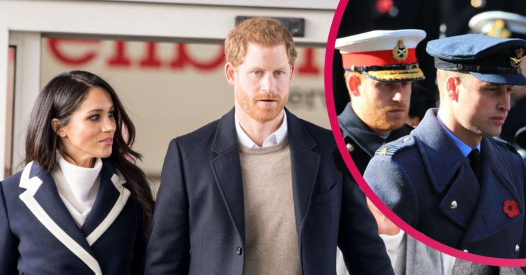 Prince Harry remembrance