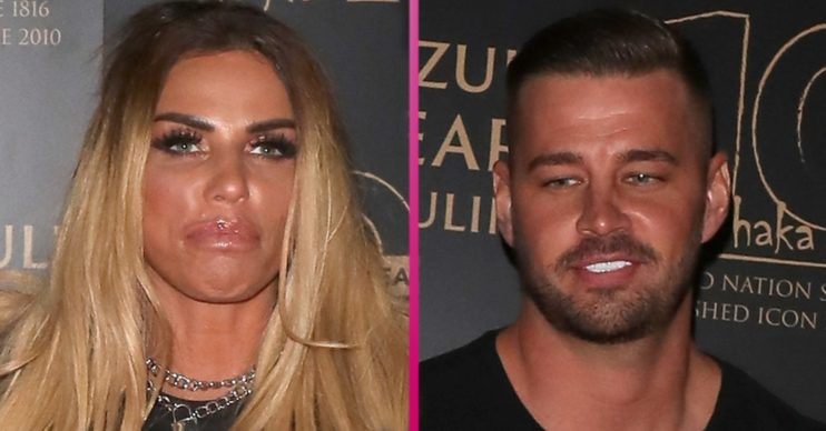 carl woods katie price marriage