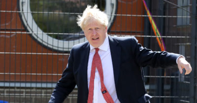 boris johnson quit pm