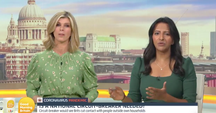 Kate Ranvir Good Morning Britain