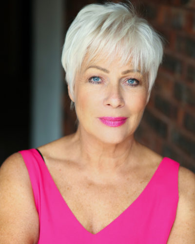 Denise Welch as dance teacher Trish
