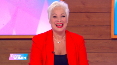 Denise Welch announces her new role on Hollyoaks during Loose Women