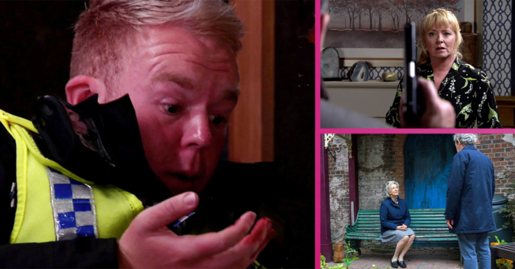 Coronation Street Spoilers in pictures