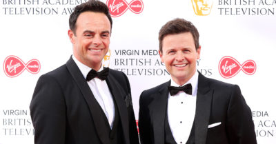 ant and dec i'm a celebrity hosts