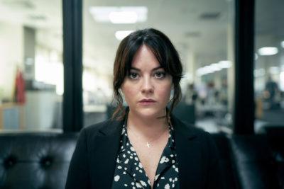 Sarah Greene stars in Roadkill on BBC One