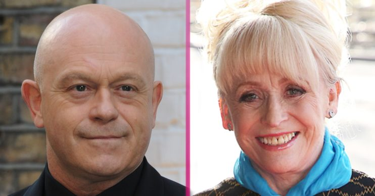 barbara windsor ross kemp