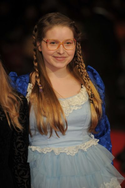 Who is Jessie Cave? Harry Potter star gives birth ...
