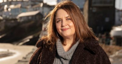 Ruth Jones on Who DO You THink You Are