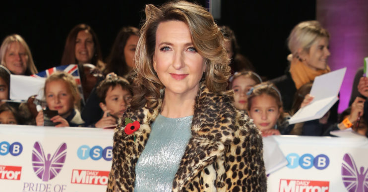 Victoria Derbyshire signs up for I'm A Celebrity