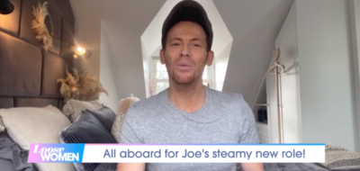 Joe Swash on Loose Women