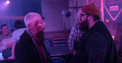Nick Frost as Gus Roberts