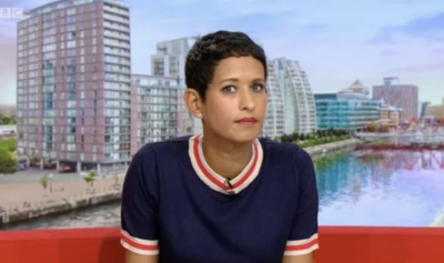 Naga Munchetty 'skewered' Tory MP over his tweets to Marcus Rashford