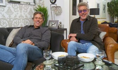 Gogglebox viewers were left confused over why John Bishop and Roger Daltrey were together