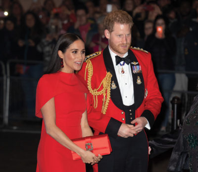 Prince Harry and Meghan Markle have caused strain on the royal family