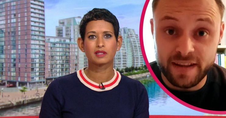 Naga Munchetty and Ben Bradley