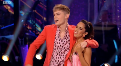 Strictly stars Maisie Smith and HRVY broke social distancing rules