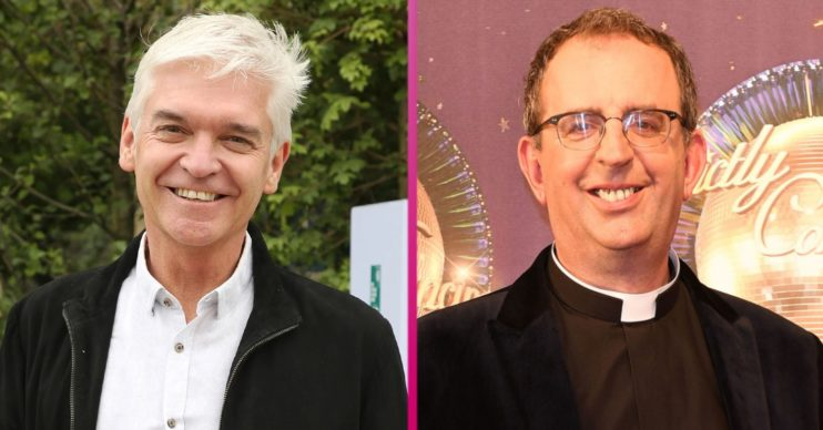 Phillip Schofield Richard Coles