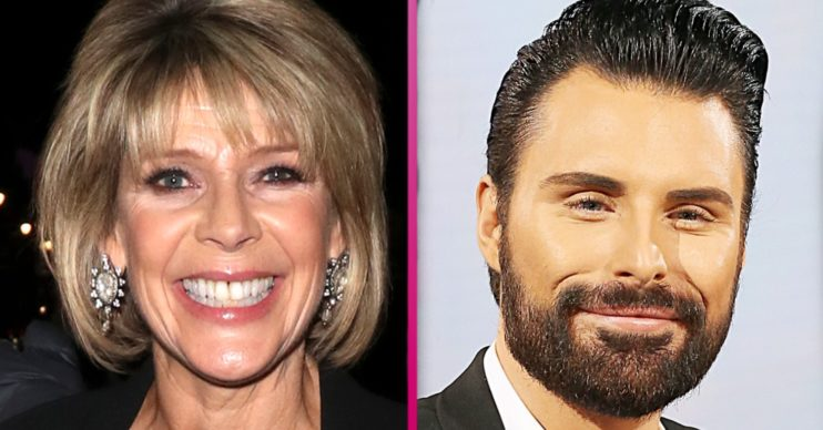 ruth langsford and rylan clark-neal