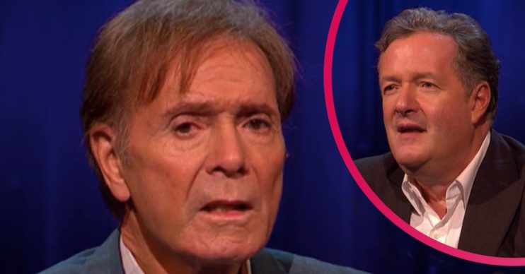 piers morgan cliff richard