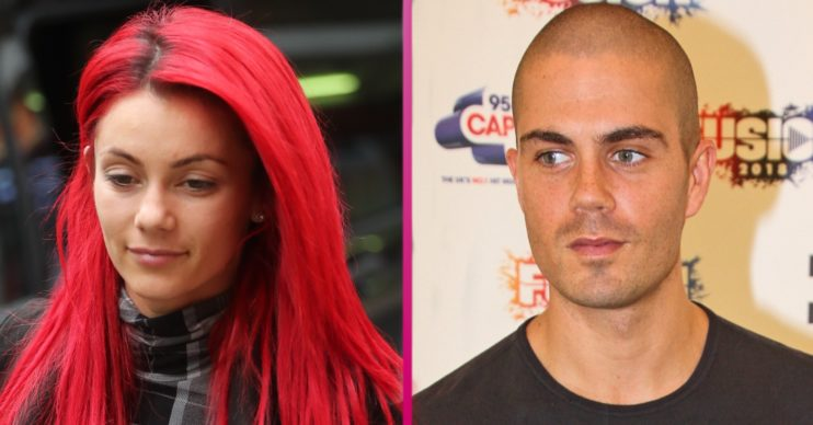 Strictly stars max george dianne buswell
