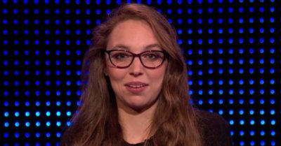 Alex appeared on The Chase