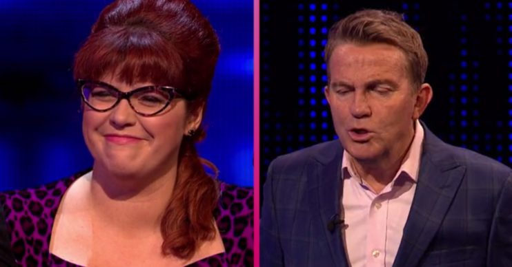 The Vixen and Bradley Walsh