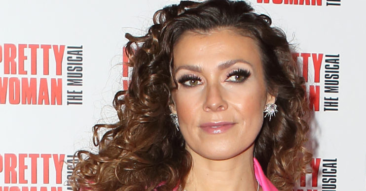 kym marsh new hair