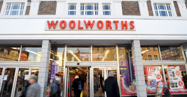 Woolworths return