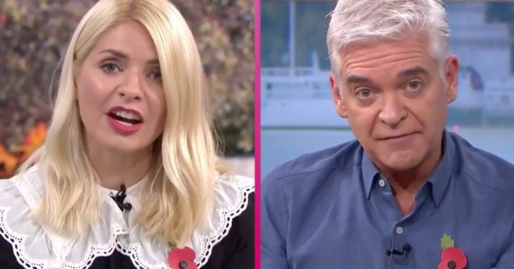 This Morning's Holly Willoughby and Phillip Schofield(