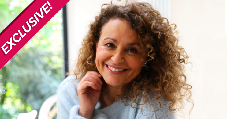Loose Women Nadia Sawalha